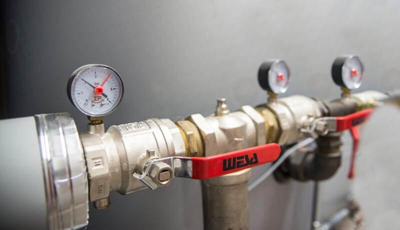 Wasseraufbereitung Installateur Bürger